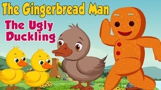 Download The Ugly Duckling & The Gingerbread Man Fairy Tales | Full Movie | Best Fairy Tale Collections | Video