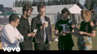 Download Vampire Weekend - Interview - Live at the Lewes Stopover 2013 Video