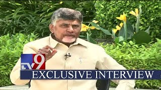 Download Chandrababu Naidu EXCLUSIVE interview with TV9 - 40 Years In Politics Video