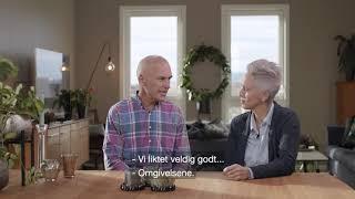 Download Folk på Fornebu - Hilde & Erik hjemme Video