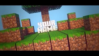 Download TOP 20 FREE Minecraft Intro Templates! - Sony Vegas, After Effects, Cinema 4D Video