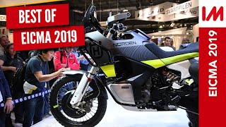 Download BEST of EICMA 2019 Video