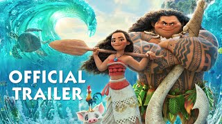 Download Moana Official Trailer Video