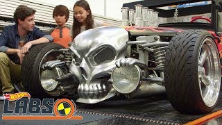Download Super Sizes | Hot Wheels Labs | Hot Wheels Video