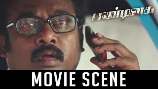Download Pandigai - Robbery Scene | Krishna | Anandhi Video
