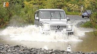 Download 2017 Mercedes G-Class - The Rolex of 4X4's Video