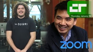 Download Zoom CEO Eric Yuan Raised $100 Millon | Crunch Report Video