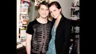 Download Daniel Radcliffe and Emma Watson: Umbrella Video