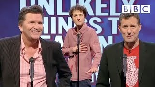 Download Unlikely things to hear in a restaurant | Mock The Week - BBC Video
