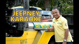 Download Amazing jeepney driver offers riders free wifi, karaoke, and TV while on trip | Kami Stories Video