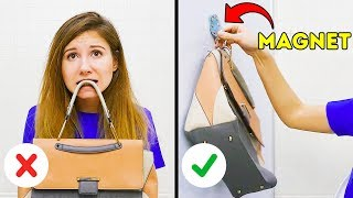 Download 23 HACKS THAT WILL MAKE EVERY GIRL'S LIFE SO MUCH EASIER Video