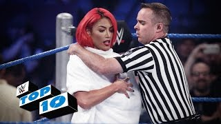 Download Top 10 SmackDown Live moments: WWE Top 10, Aug. 9, 2016 Video
