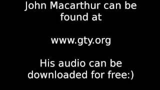 Download John Macarthur Q&A on Nephilim Video