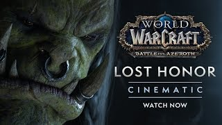 Download Cinematic: ″Lost Honor″ Video