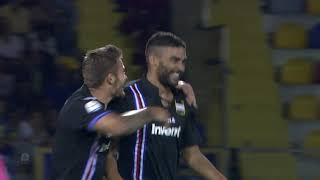 Download HIGHLIGHTS FROSINONE-SAMPDORIA 0-5- 4^ GIORNATA DEL CAMPIONATO DI SERIE A Video