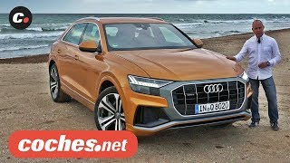 Download Audi Q8 SUV | Primera prueba / Test / Review en español | coches Video