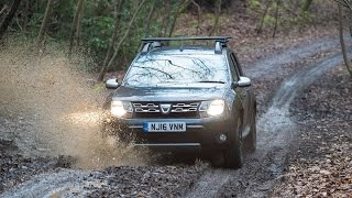 Download Why the Dacia Duster is the perfect all-season car (sponsored) Video