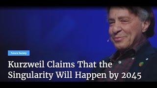 Download 미래학자 레이 커즈와일의 소름돋는 예언 Video