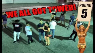 Download 5 Cars Towed and SO MANY unhappy people. Video