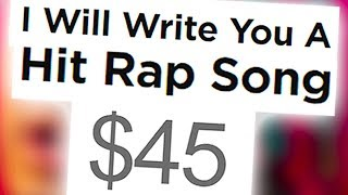Download I PAID A STRANGER TO MAKE ME THE NEXT BIG RAPPER Video
