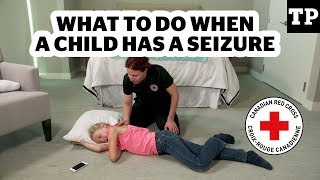 Download What to do when your child has a seizure | Canadian Red Cross Video