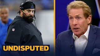 Download Skip Bayless: 'What qualified Matt Patricia to be the head coach' in Detroit? | NFL | UNDISPUTED Video