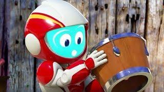 Download Space Ranger Roger - Superhero Adventures!   Kids Cartoon Video