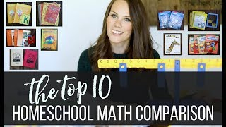 Download The Top 10 Homeschool Math Comparison Review Video