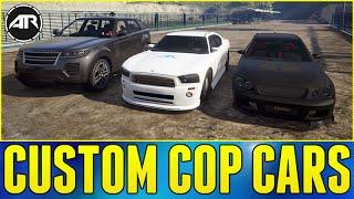Download GTA 5 : CUSTOM COP CARS!!! (GTA 5 Challenges Presented By @ElgatoGaming, Season 3, Episode 3) Video