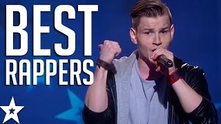 Download TOP 5 BEST RAPPERS on Got Talent From Across The World! | Got Talent Global Video