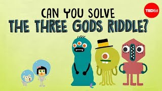 Download Can you solve the three gods riddle? - Alex Gendler Video