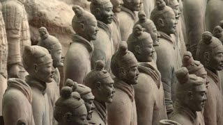 Download China no cree que sus Guerreros Terracota sean influencia griega Video