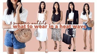 Download What to wear in Summer - 8 Outfits for a Heat Wave | Mademoiselle Video