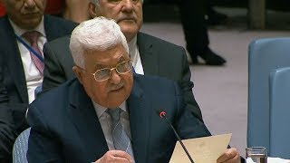 Download At UN, Palestinian President Abbas calls for international peace conference Video