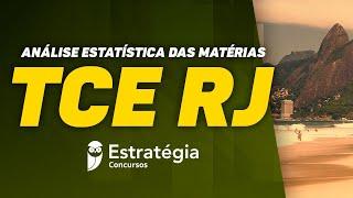 Download Concurso TCE RJ - Análise Estatística das Matérias Video
