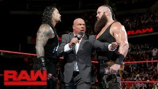 Download Kurt Angle reveals who will challenge Brock Lesnar at SummerSlam: Raw, July 24, 2017 Video