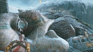 Download God of War 4 - Frost Giant Thamur Video