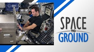 Download Space to Ground: 70 Hours of Science: 12/01/2016 Video