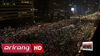 Download Fifth mass protest held in Seoul to call on President Park to resign Video