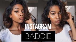Download Instagram ″BADDIE″ Inspired Makeup Tutorial | 2016 ♡ Video