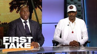 Download Stephen A. Smith, Snoop Dogg and Magic Johnson discuss Colin Kaepernick | First Take | ESPN Video