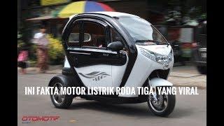 Download Fakta Selis Balis, Motor Listrik Roda TIga yang Viral Video