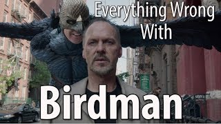 Download Everything Wrong With Birdman In 13 Minutes Or Less Video