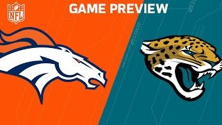 Download Broncos vs. Jaguars (Week 13 Preview) | Move the Sticks on NFL Now | NFL Video