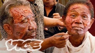 Download Werner Herzog and Errol Morris talk about ″The Act of Killing″ Video