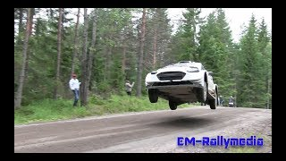 Download Sebastien Ogier FLYING test for Rally Finland 20.7.2017 Video