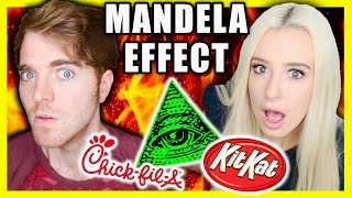 Download MANDELA EFFECTS with TANA MONGEAU Video