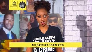 Download Femi Oke - 25 Seconds for #PressFreedom Video