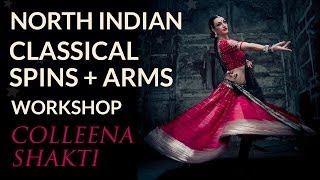 Download Colleena Shakti: North Indian Classical Spins Workshop Video