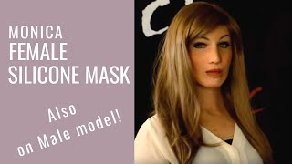 Download Female Silicone Mask - CREA FX Video